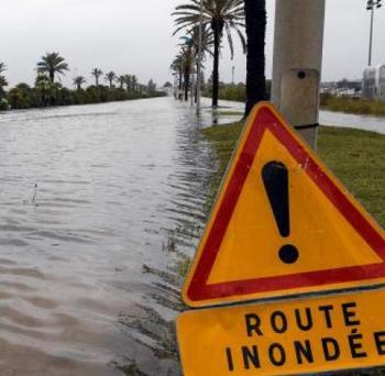 Orages, fortes pluies et vents violents : avis de tempête en Méditerranée
